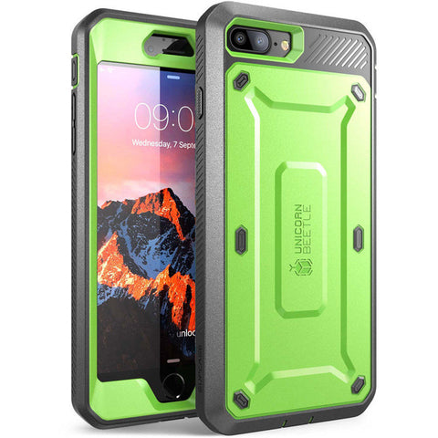 SUPCASE For iphone 8 Plus Case UB Pro Series Full-Body Rugged Holster Protective Cover with Built-in Screen Protector