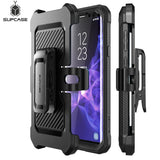 SUPCASE For Samsung S9 Case UB Pro Full-Body Rugged Holster Cover with Built-in Screen Protector Case For Samsung Galaxy S9