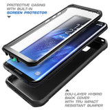 SUPCASE For Samsung Galaxy S8 Plus Cover With Built-in Screen Protector UB Pro Full-Body Rugged Holster Case For Galaxy S8+