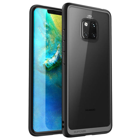 For Huawei Mate 20 Pro Case LYA-L29 2018 SUPCASE UB Style Anti-knock Premium Hybrid Protective TPU Bumper + PC Clear Back Cover