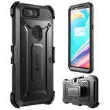 SUPCASE For One Plus 5T Case UB Pro Full-Body Rugged Holster Protective Case with Built-in Screen Protector For OnePlus 5T Cover