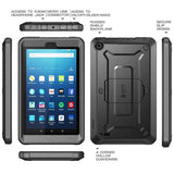 For Amazon Fire 7 Case (2017 Release) SUPCASE UB Pro Full-body Rugged Hybrid Protective Cover with Built-in Screen Protector