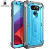 SUPCASE For LG G6 Case UB Pro Full-Body Rugged Holster Clip Protective Case with Built-in Screen Protector For LG G6 Plus Cover