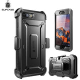 SUPCASE For iphone 7 Plus Case UB Pro Full-Body Rugged Holster Clip Case Protective Cover with Built-in Screen Protector