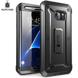 SUPCASE For Samsung Galaxy S7 Edge Case UB Pro Series Full-Body Rugged Holster Cover Case WITHOUT Built-in Screen Protector