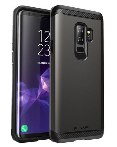 SUPCASE For Samsung Galaxy S9 Plus UB Neo Series TPU Bumper + Hard Polycarbonate Back Cover Protective Dual Layer Armor Case
