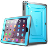 For ipad Air 2 Case SUPCASE UB Pro Full-body Rugged Dual-Layer Hybrid Protective Cover with Built-in Screen Protector For Air 2