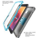 SUPCASE UB Pro For Samsung Galaxy Tab A 8.0 Case Full-body Rugged Hybrid Protective Defense Cover with Built-in Screen Protector