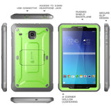 For Samsung Galaxy Tab E 8.0 Case SUPCASE UB Pro Full-body Rugged Hybrid Protective Defense Cover with Built-in Screen Protector