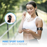 SUPCASE Quick Mount Running Phone Armband For iPhone X/XS Max/XR,For Galaxy Note 9/S9/S8 Plus,Detachable Workout Sports Arm Band