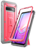 "SUPCASE For Samsung Galaxy S10 Plus Case 6.4"" UB Pro Full-Body Rugged Holster Kickstand Cover WITHOUT Built-in Screen Protector"