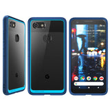 For Google Pixel 3a Case (2019 Release) SUPCASE UB Style Anti-knock Premium Hybrid Protective TPU Bumper + Clear PC Back Cover