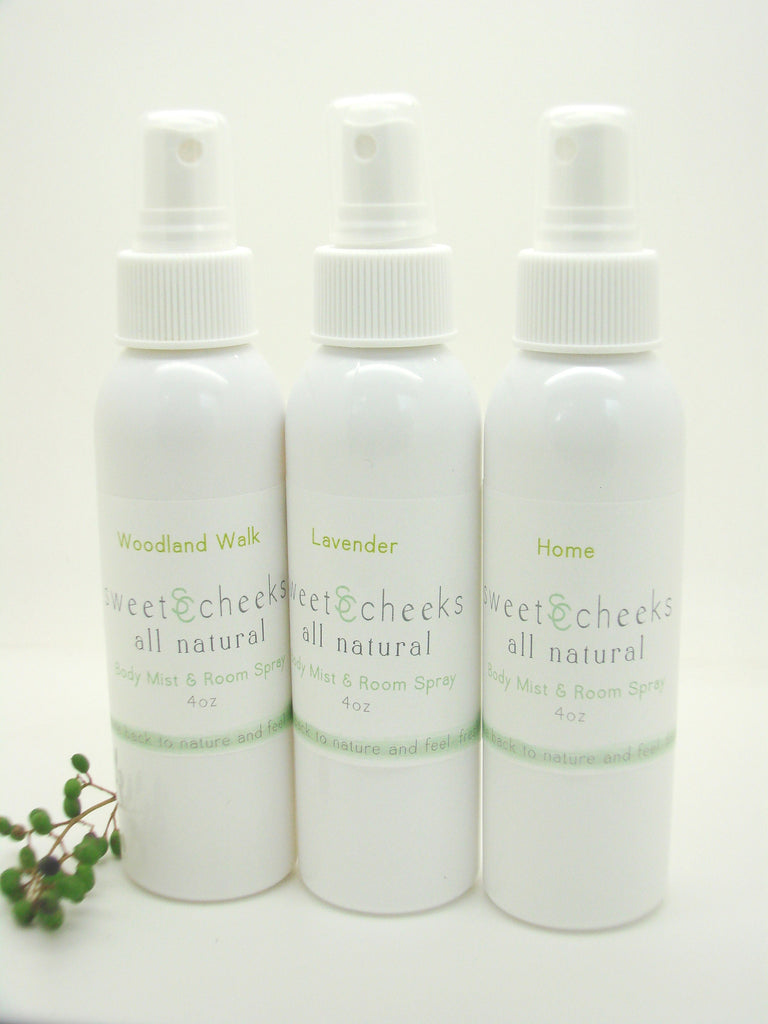 all natural ingredients room spray