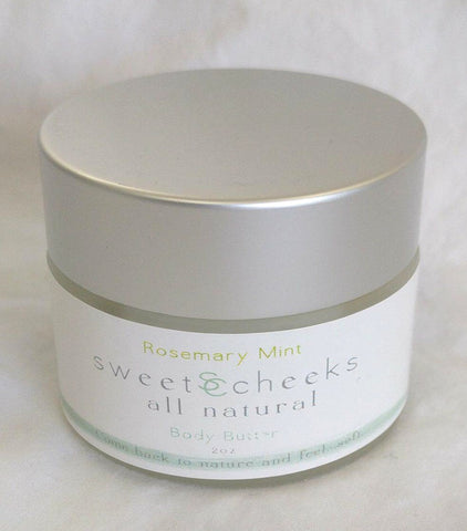 Rosemary Mint Shea Body Butter