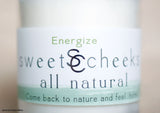 Energized Aromatherapy Candles, A blend of Litsea Cubeba and Eucalyptus