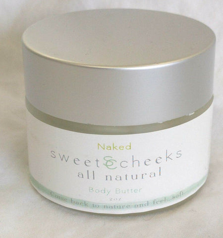 Unscented  Shea Body Butter, Unscented Fragrance Free Lotion, Perfect for Eczema.