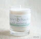 Centered Aromatherapy Candle, A Blend of Lavender, Grapefruit and Amber