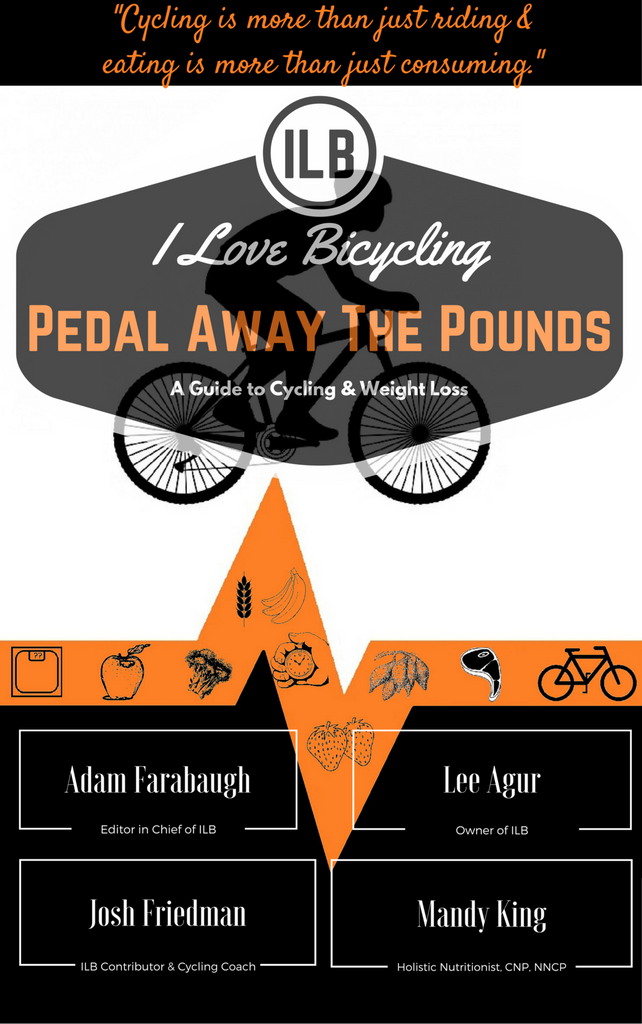Pedal Away The Pounds - A Guide to Cycling & Weight Loss E-Book