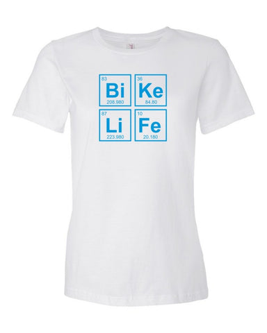 Women's Short Sleeve Bike Life T-Shirt