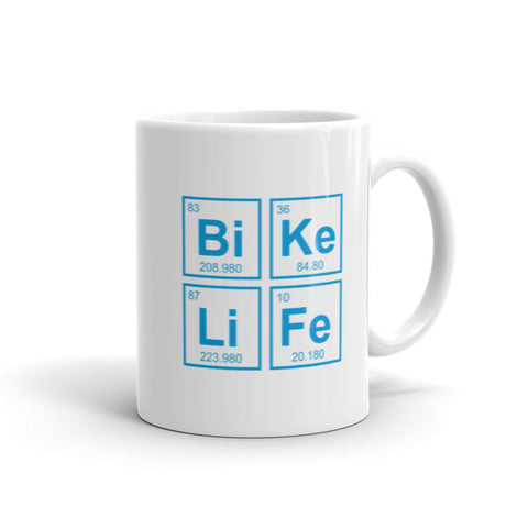 Bike Life - Cycling Coffee Mug