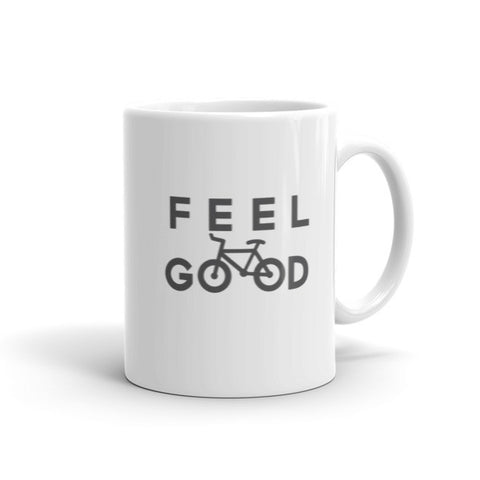 Feel Good - Cycling Coffee Mug