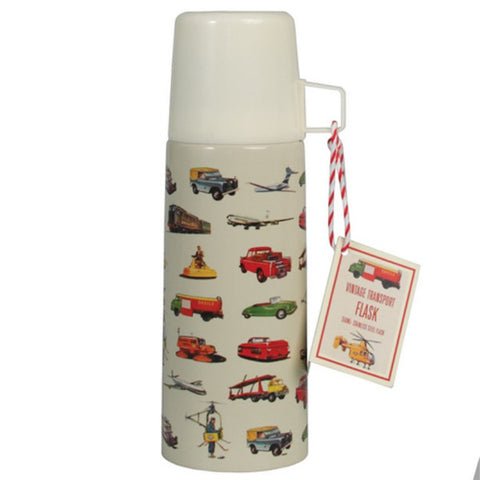 Vintage Transport Flask And Cup