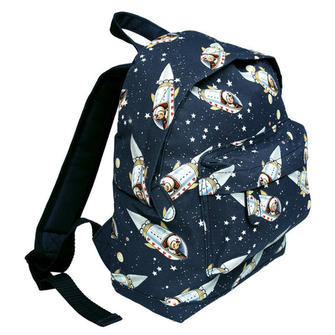 Spaceboy Mini Childrens Backpack