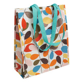 Vintage Ivy Design Shopper Bag