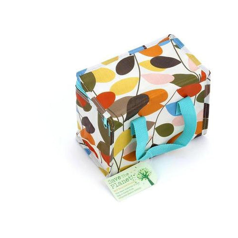 Vintage Ivy Design Lunch Bag