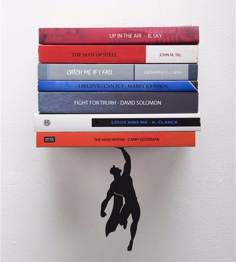 Supershelf - Floating Bookshelf