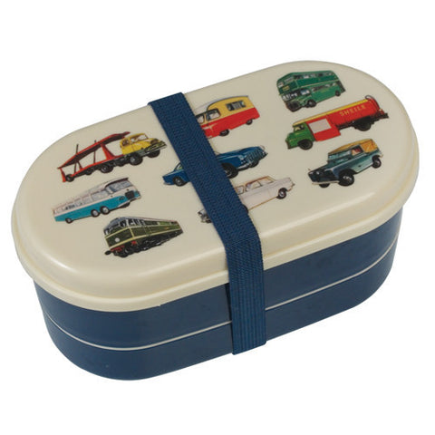 Bento Box Vintage Transport
