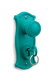 Doorman - Key Holder & Hook (Turquoise)