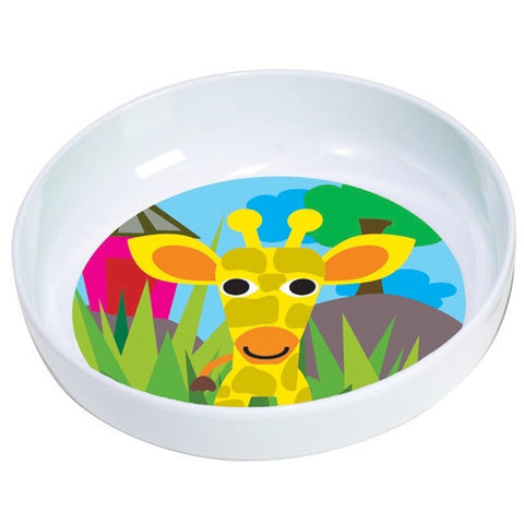 Jungle Kids Bowl- Giraffe