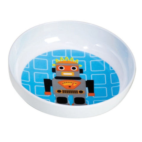 Kids Robot Bowl- Blue