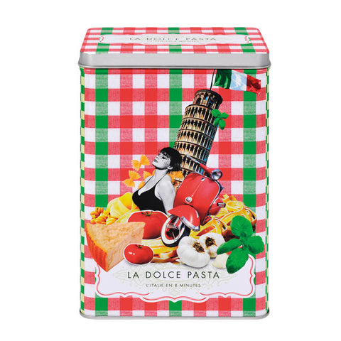 """La Dolce Pasta"" Storage Box"