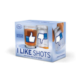 I Like Shots- Set of Shot Glasses
