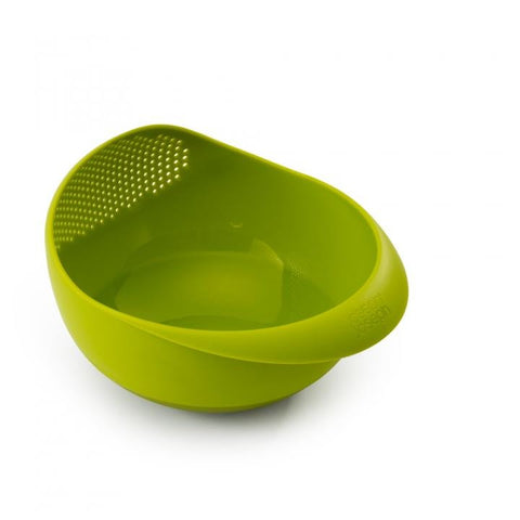 Multi Function Integrated Colander Green