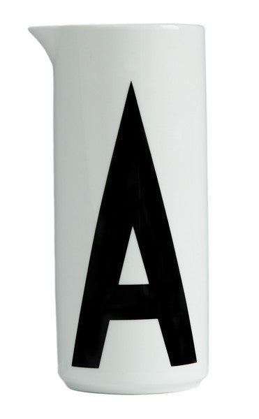 Design Letters Water Jug