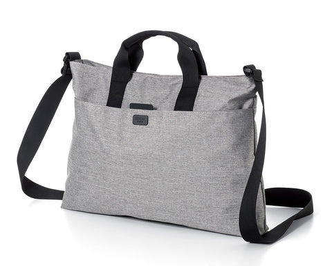 One Document Bag - Light Gray