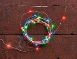 Colorful Wire Lights