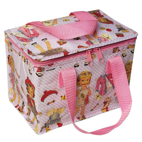 Dress Up Dolly Design Lunch Bag