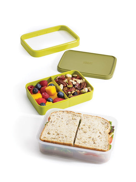 Space-Saving Lunch Box