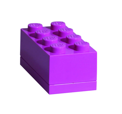 Mini Lego Storage Box- Pink