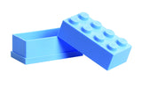Mini Lego Storage Box- Light Blue