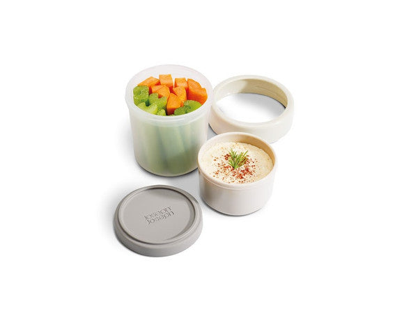 Space-Saving Snack Pot