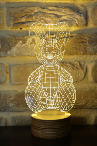 BULBING lamp - #TeddyBear