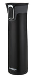 West Loop Stainless Steel Travel Mug 24oz - Black