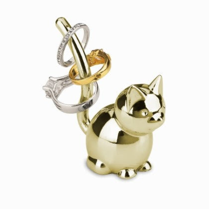 Zoola Ring Holder - Cat