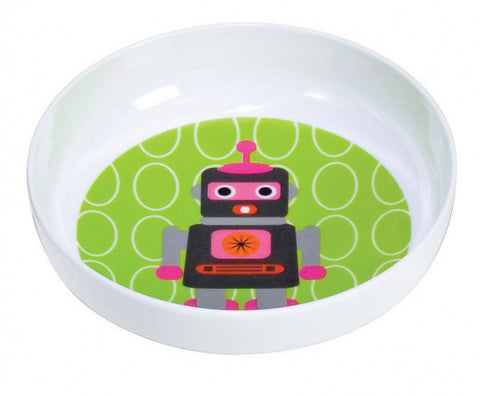 Kids Robot Bowl- Green