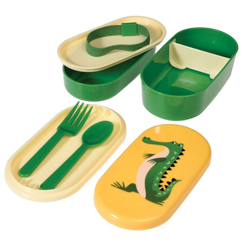 Crocodile Bento Box